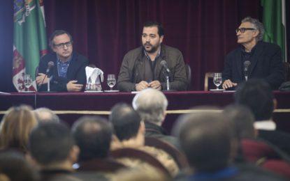 La Diputación y los ayuntamientos preparan la Agenda cultural Planea de la provincia para 2017