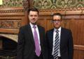 El Viceministro Principal, Joseph García, y el Ministro para Irlanda del Norte se reúnen para hablar de las fronteras post-Brexit