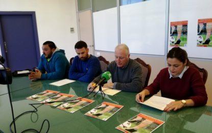 Presentada la primera edición del torneo benéfico de fútbol 5 en apoyo a las víctimas de trata de seres humanos que se celebrará los días 11 y 12 de marzo