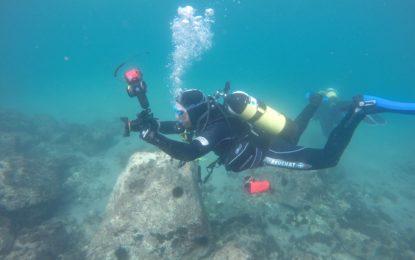 Medio Ambiente presentará una fotografía submarina en Gibraltar