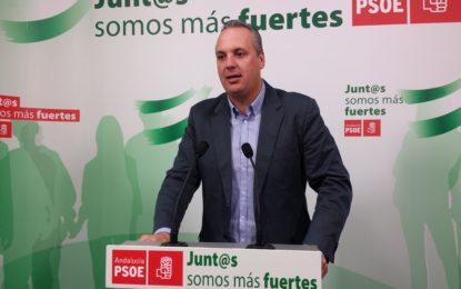 El PSOE, satisfecho con los autos del TSJA sobre Mancomunidad, espera ahora pronta resolución