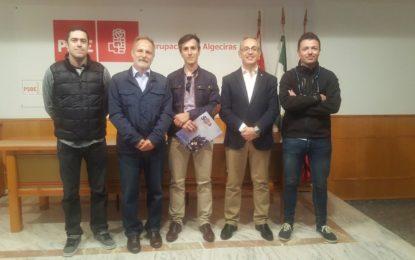 El PSOE desea pronta recuperación al guardia civil herido en la última operación de incautación de droga