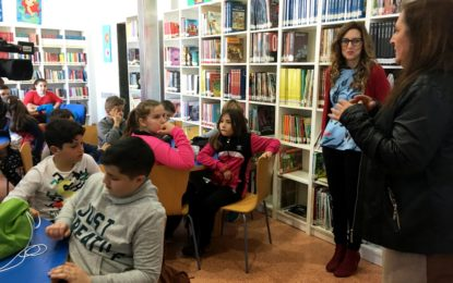 """La biblioteca pone en marcha """"La leyenda del buscador"""", nueva actividad de fomento a la lectura para escolares"""