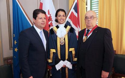 Kaiane López, nueva alcaldesa de Gibraltar, sustituyendo a Adolfo Canepa