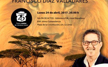 """Francisco Díaz Valladares presenta el lunes su libro """"Tras la sombra del brujo"""", premiado con el Edebé de literatura juvenil"""