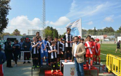 """Disputado el I Memorial """"José Juncal"""" de fútbol en Puente Mayorga"""