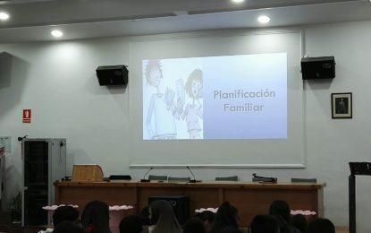 Concluye el programa de la Oferta Educativa sobre planificación familiar con mas de 500 alumnos participantes