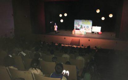 Más de quinientos alumnos de educación infantil toman contacto con el teatro