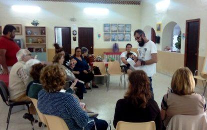 Igualdad organiza un taller sobre el uso de app en teléfonos móviles