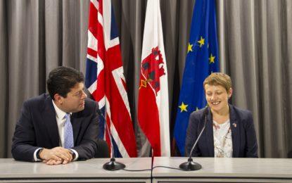 Clare Moody, eurodiputada por Gibraltar y el Suroeste de Reino Unido, visita hoy su circunscripción
