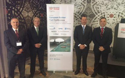 Gibraltar, protagonista en foros punteros de bunkering y GNL