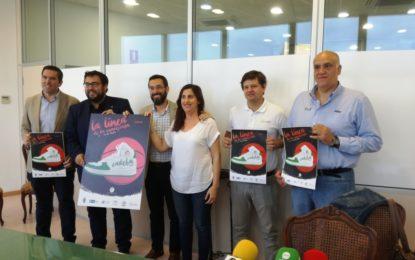 El alcalde y el diputado provincial de Deportes han presentado el Campeonato de Andalucía infantil femenino de baloncesto