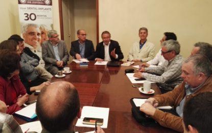 La Federación de Empresarios ya está dentro del Grupo Transfronterizo