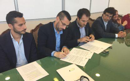 El IAJ cede al Ayuntamiento de La Línea de la Concepción el uso del Centro Social El Junquillo para fines socioculturales