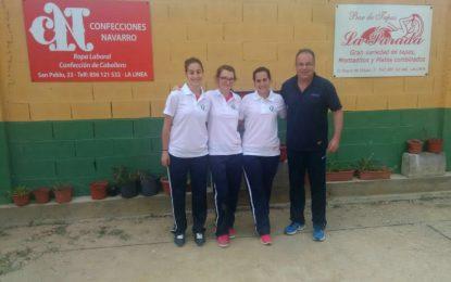Celebrado un campeonato de petanca clasificatorio para el andaluz