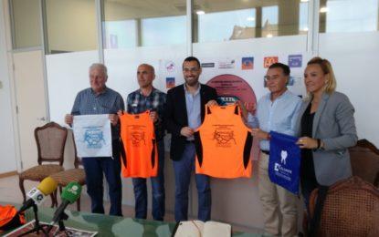 """Presentada la VI edición de la carrera 5000 metros en pista """"Leonardo Gago Lieras"""""""