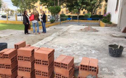Hoy, Santiago y San Felipe en la serie de visitas por los colegios linenses del alcalde y la concejal de Educación