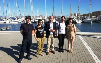 Blogueros de turismo visitan la ciudad durante su estancia de cuatro días en la comarca