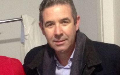 La junta directiva de Nakera Romi nombra asesor de la asociacion a Javier Garcia Rodriguez
