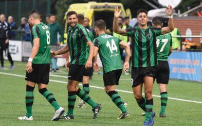 El Europa vence en Gales al New Saints por 1-2 en la ida de la primera eliminatoria de la Champions League