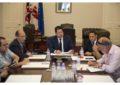 El Gobierno de Gibraltar firma un memorándum de entendimiento con el Grupo Transfronterizo