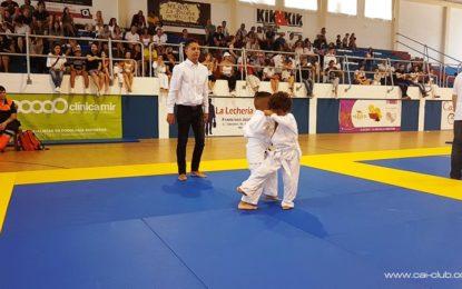 Éxito del I Trofeo CAI CLUB de Escuelas Deportivas de Judo celebrado en el Pabellón Polideportivo Municipal