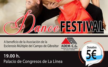 Dance Festival a beneficio de ADEM-CG el próximo 24-06-2017