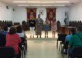 Alrededor de 25 alumnos de ciclos formativos terminan sus prácticas en el ayuntamiento