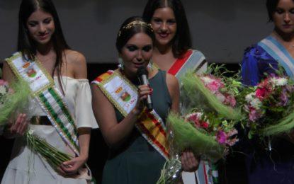 Ana Espada Losada, de El Encuentro, Reina de la Feria de La Línea