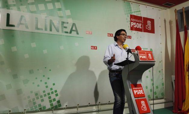 Tornay confirma que presentará candidatura para ser alcaldable del PSOE de La Línea
