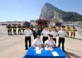 TFG y AFRS han firmado un acuerdo para beneficio de la comunidad de Gibraltar