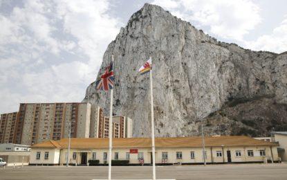 Las oficinas de Empleo en Gibraltar, cerradas por inundación