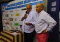 Juan Antonio Cabezas recibió el escudo de oro de Unión Linense de Baloncesto