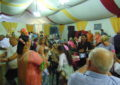Gran ambiente en El Patio con la actuación de 19 artistas de Amantes de la Copla