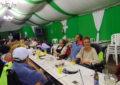 Fegadi hizo su tradicional cena de convivencia en la Caseta de Caza y Pesca