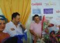 Frutos Secos Campos patrocinó la fiesta infantil en La Caseta El Patio