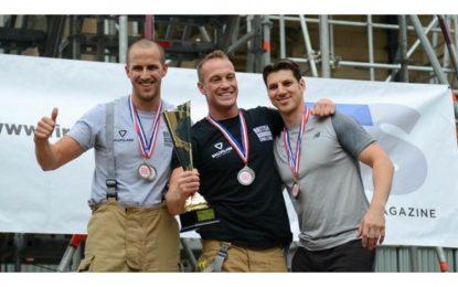 El bombero Matthew Coulthard se proclama Campeón Británico