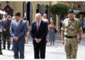 Gibraltar expresa sus condolencias y demuestra su solidaridad hacia Catalunya