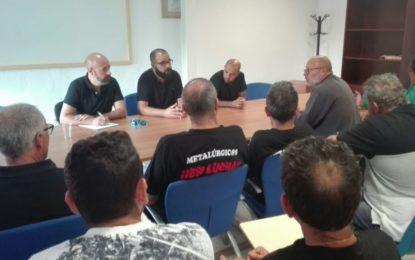 El PCA exige la subrogación de la totalidad de la plantilla de Imtech por el Grupo MASA