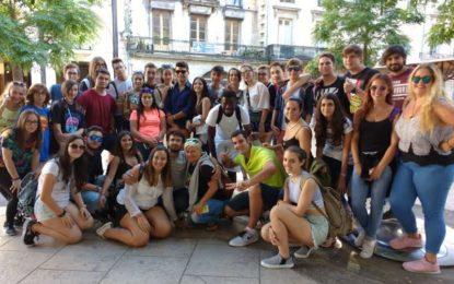 La Orquesta Ciudad de La Línea completó una brillante participación en Francia