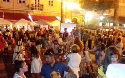 Cultura agradece la participación en la I Noche en Blanco