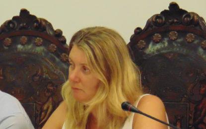 La delegada territorial de Educación analiza con la concejalía asuntos relacionados con obras en centros y la próxima edición de la Feria de Ciclos Formativos
