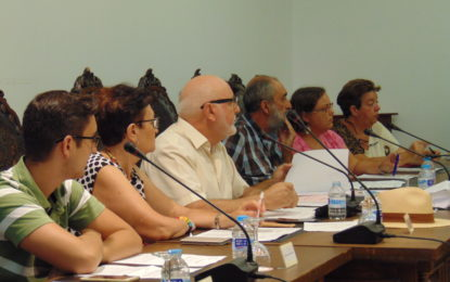 El Psoe afirma que consigue que el Gobierno del PP y La Línea 100% retiren los programas de pago de la oferta educativa municipal