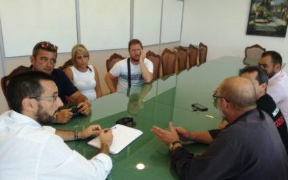 El alcalde pedirá una reunión al presidente de la AGI ante la situación de los trabajadores de IMTECH España