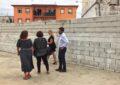 El alcalde y la concejal de Educación han inspeccionado las obras que se ejecutan en los colegios Inmaculada y Atunara