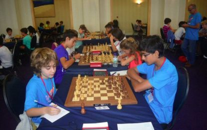Gibraltar acoge el Festival Internacional Junior de Ajedrez del 17 al 22 de agosto