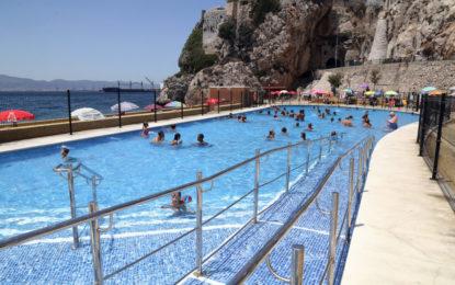 Playas accesibles para todos los ciudadanos de Gibraltar