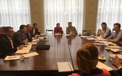 La delegación de Gibraltar liderada por Picardo asiste a diversas reuniones intergubernamentales de alto nivel en Londres