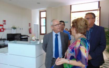 El próximo 20 de septiembre el delegado de la Junta en Cádiz recibirá al alcalde
