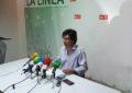 El portavoz socialista, Miguel Tornay, valora muy positivamente la reunión mantenida ayer por el delegado del Gobierno de la Junta y el alcalde de La Línea